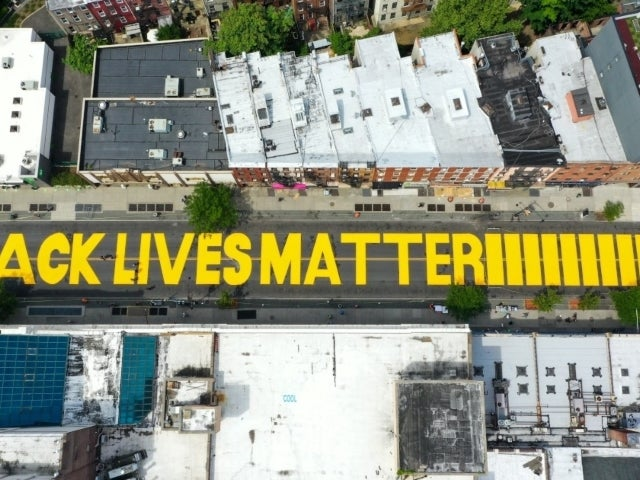 'Black Lives Matter' to Be Painted on Street Outside Trump Tower in New York, and He Is Not Happy