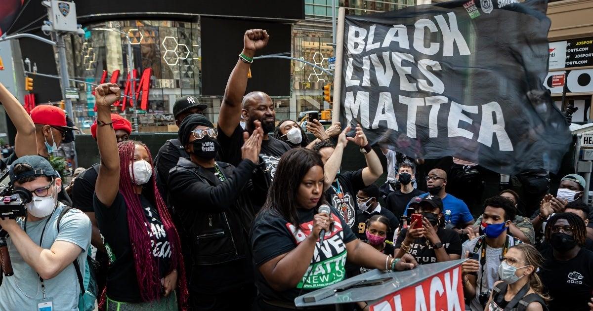black lives matter getty images