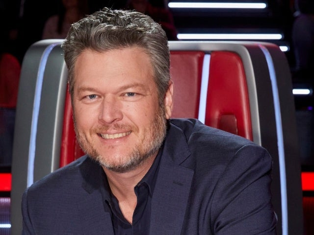 Blake Shelton Reacts to Ariana Grande Joining 'The Voice': 'We're Still Going to Beat the Crap Out of Her'