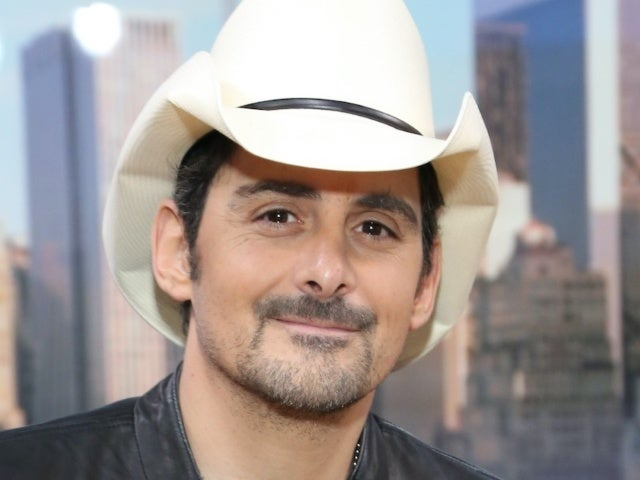 Brad Paisley Caught a Snake While He Wasn't Wearing Pants