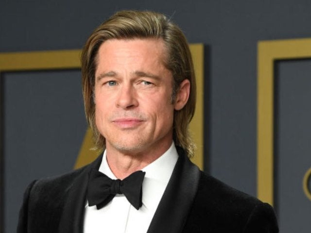 Brad Pitt Spotted Visiting Angelina Jolie's Home
