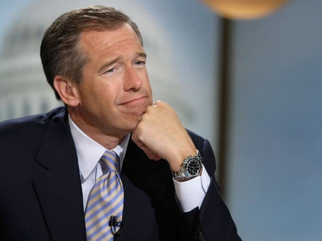 Brian Williams Taking Heat for His Commentary on L.A. George Floyd Riots