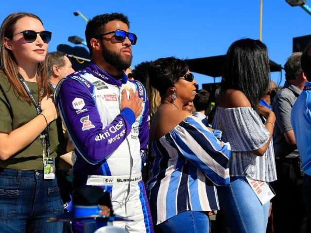 Bubba Wallace's Girlfriend Amanda Carter Posted Powerful Message Amid Noose Investigation