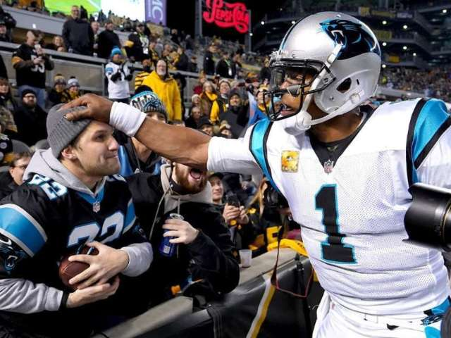 Cam Newton Fans Sound off After QB Agrees to Sign With Patriots
