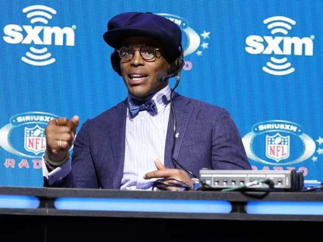 Cam Newton Spotted for the First Time Since Patriots Signing