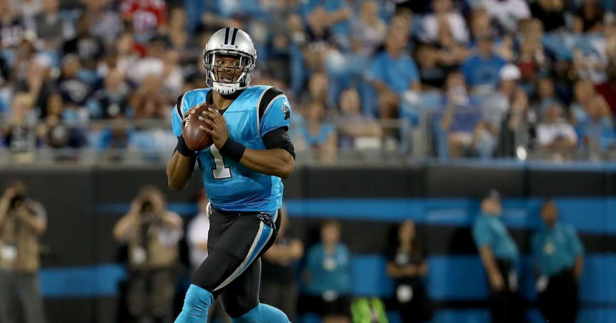 Cam Newton talked Patriots early stages free agency
