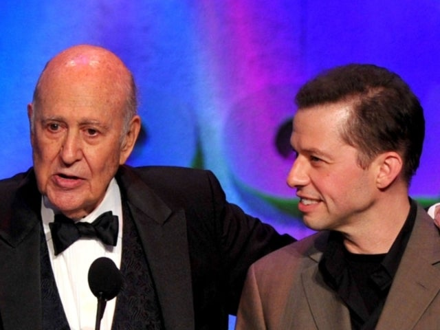 Carl Reiner's 'Two and a Half Men' Co-Star Jon Cryer Shares Letter Late Comedy Legend Sent Him in 2009