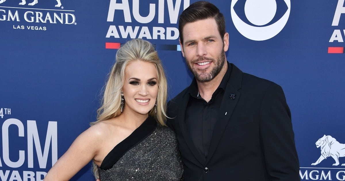 carrie underwood mike fisher getty images 2