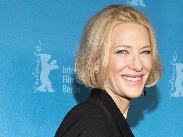 Cate Blanchett Suffers Chainsaw Injury to the Head While in Coronavirus Quarantine