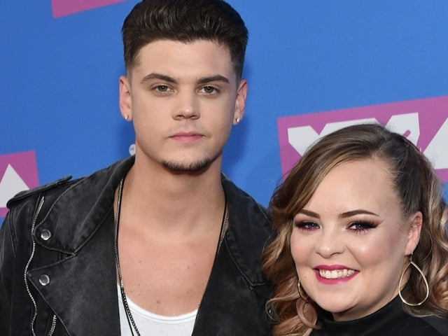 July 4th: 'Teen Mom' Dad Tyler Baltierra Reveals Light-Filled Yard Setup