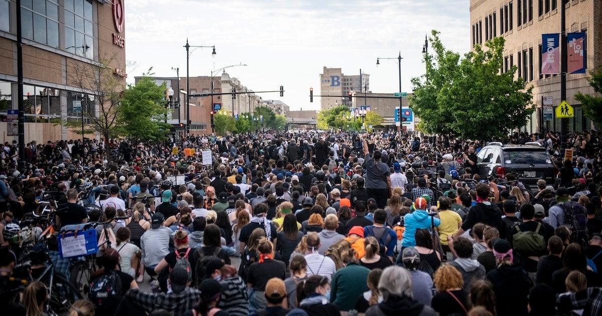 chicago-george-floyd-protest_getty-Xinhua News Agency : Contributor