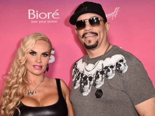 Coco Austin's Dad Hospitalized for COVID-19, Ice-T Says