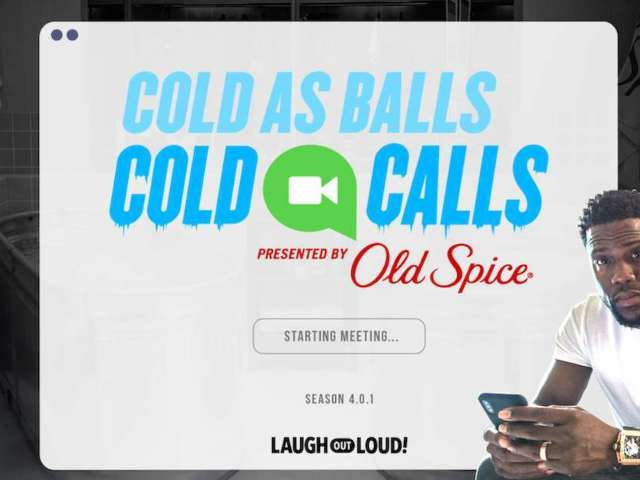 Kevin Hart Interviews NFL, NBA Stars in 'Cold as Balls: Cold Calls'