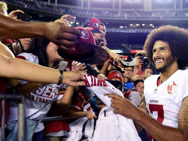 Colin Kaepernick: Thousands Agree With Viral Tweet Saying NFL Teams Should Sign QB-Turned-Activist