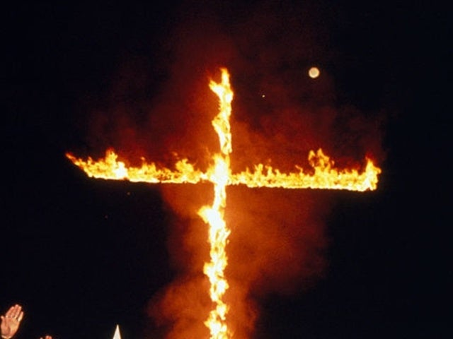 Alabama Police Investigating 'Burning Cross' on Highway Amid National George Floyd Protests
