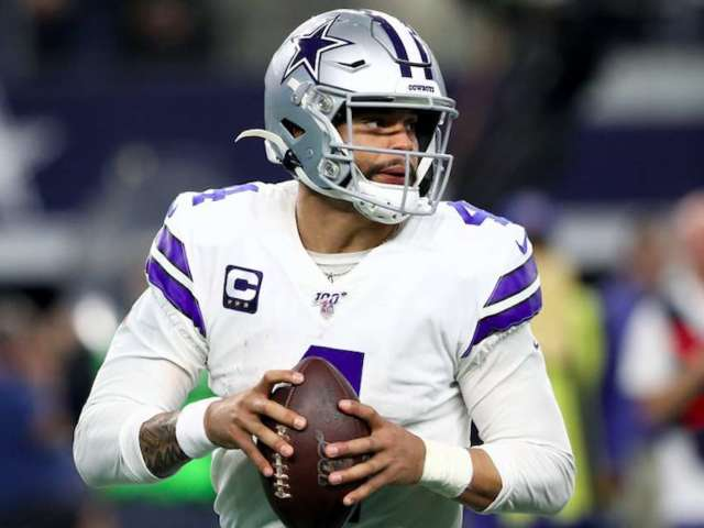 Cowboys' QB Dak Prescott Pledges $1 Million to Fight Systemic Racism, Train Law Enforcement