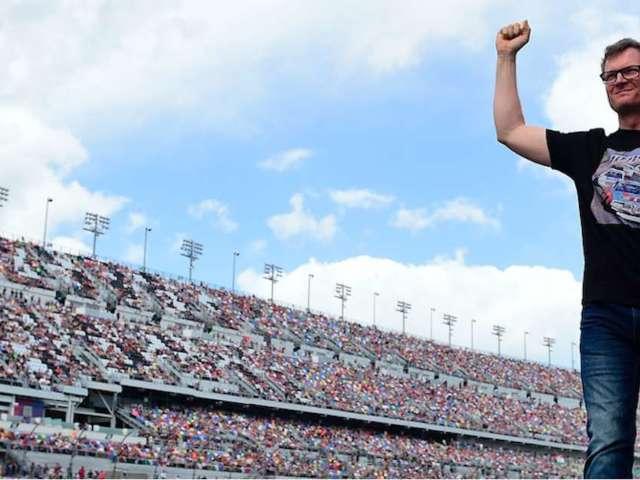 NASCAR Drivers, Fans Excited After Dale Earnhardt Jr. Becomes Hall of Famer