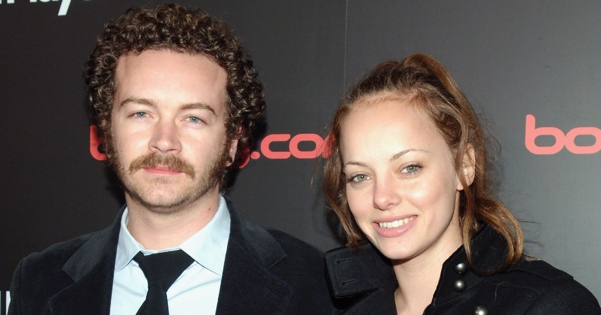 danny masterson bijou phillips getty images