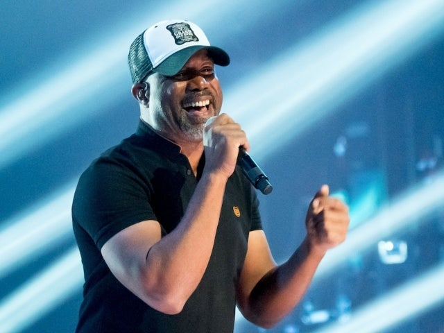 Darius Rucker, Clint Black to Play the Grand Ole Opry on June 20