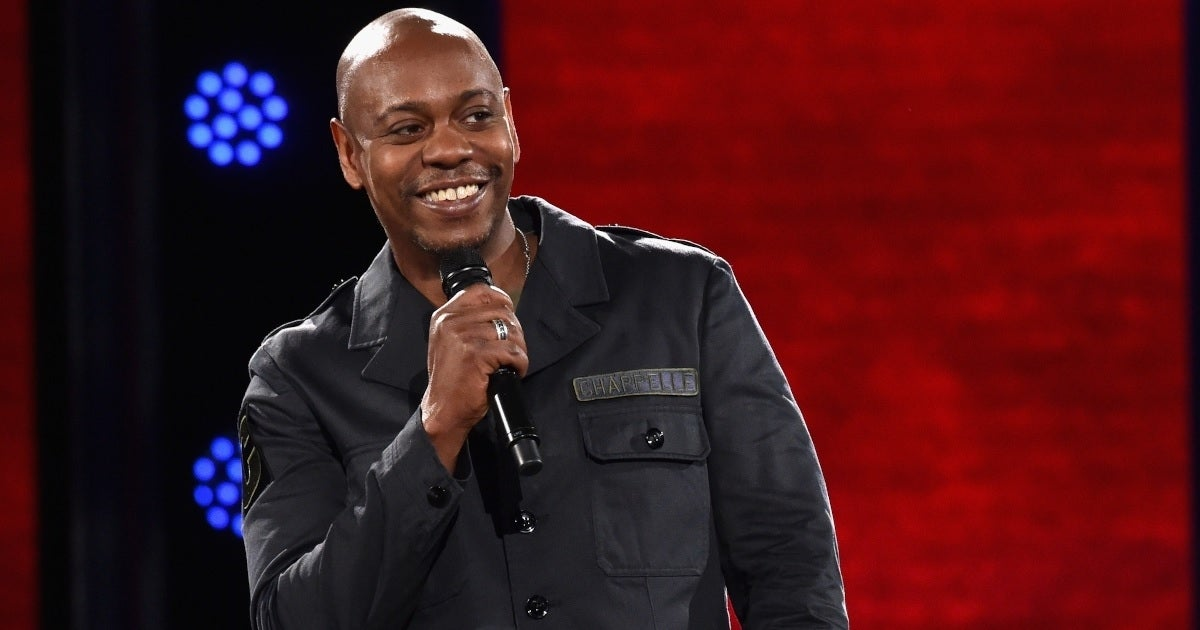 dave chappelle getty images