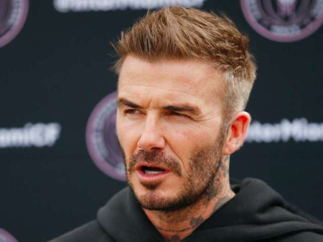 David Beckham Reportedly Spotted Spending £400 on Fruits and Vegetables at Small Town Shop