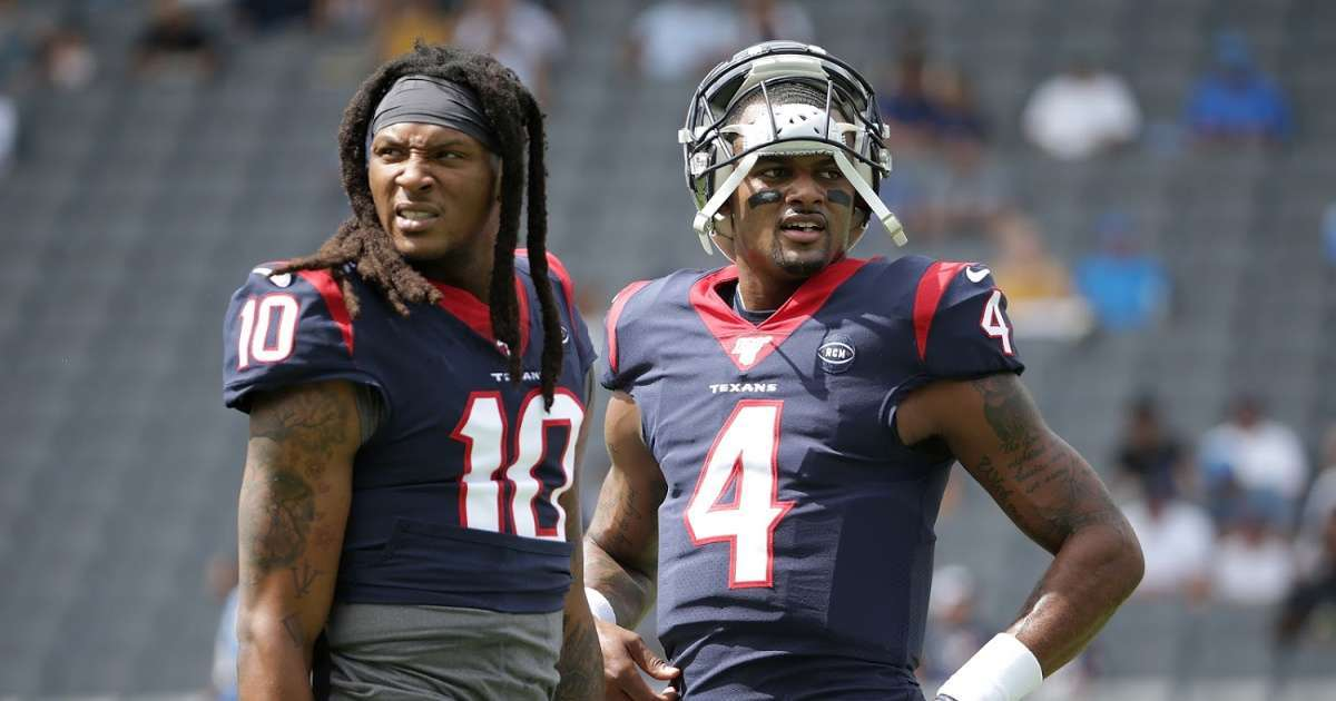 DeAndre Hopkins Deshaun Watson demand Clemson remove John C Calhoun from honor college