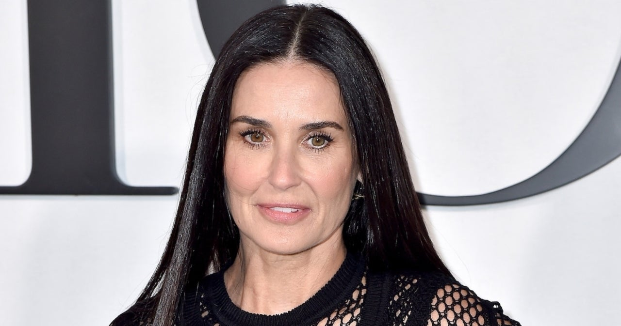 Demi Moore Sends Sweet Message to Her and Bruce Willis' Daughter Following Her Engagement.jpg