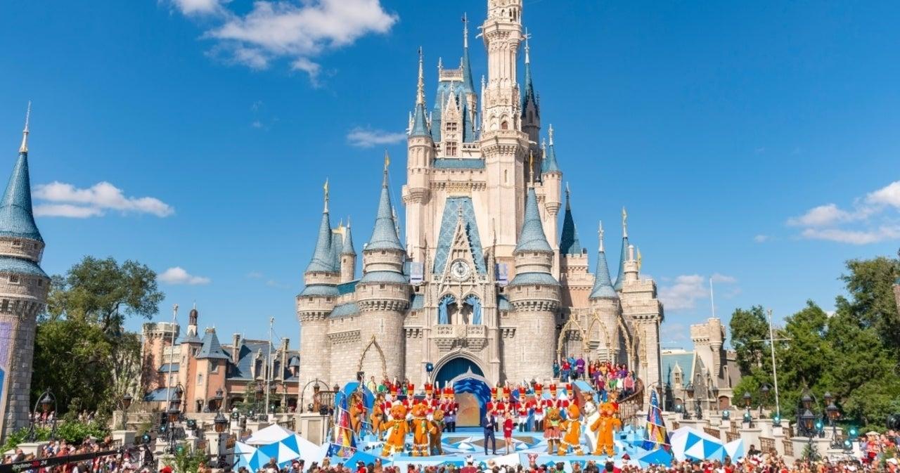 Disney World Splash Mountain Boat Sinks Mid Ride