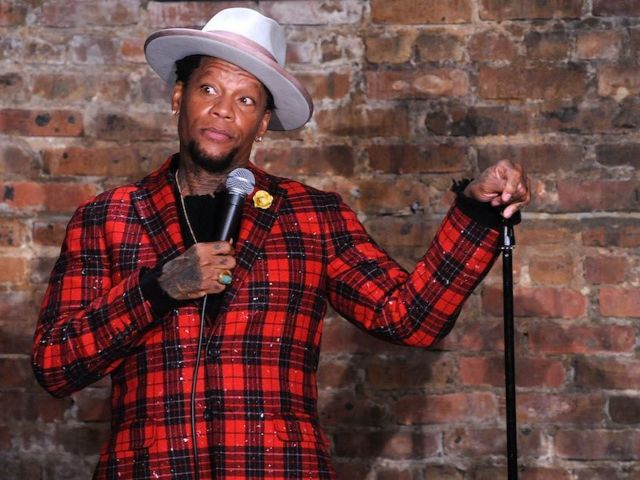 D.L. Hughley Hospitalized But 'Feeling Better' Following Onstage Collapse