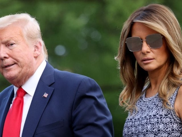 Melania Trump Renegotiated Her Prenup After Donald Trump 2016 Victory, New Book Claims