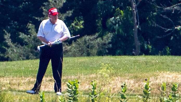 Donald-Truml-Golf-6