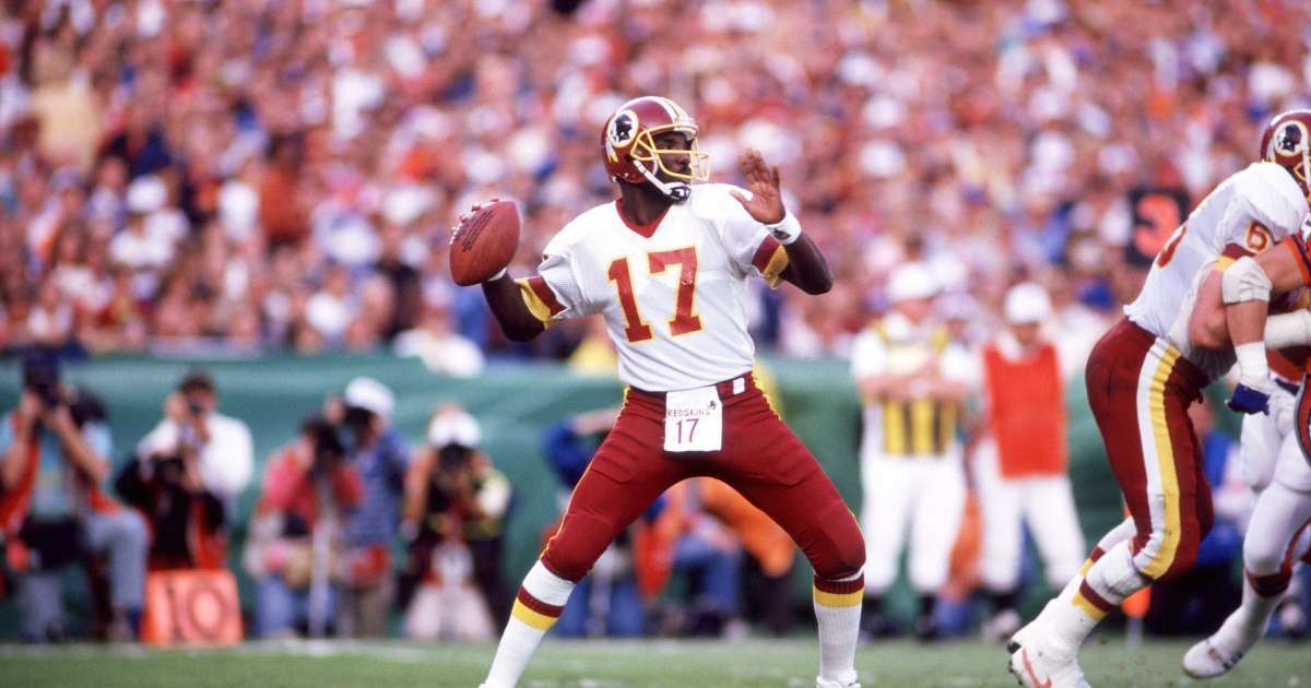 Doug Williams biopic in the works