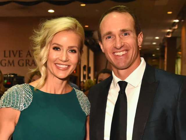 Drew Brees' Wife Brittany Breaks Silence on Kneeling Comment Backlash