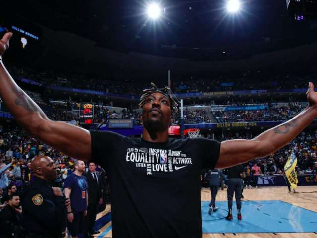 Dwight Howard, Kyrie Irving Speak out on NBA Return Amid Ongoing Black Lives Matter Protests