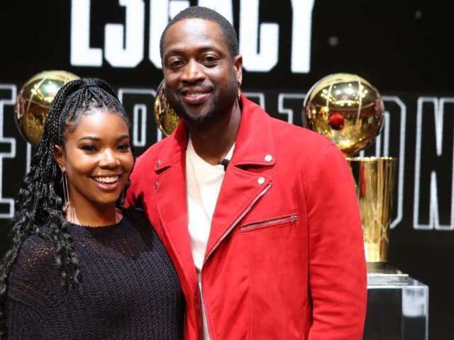 Dwyane Wade Claims His Family Was Followed, Home Watched Amid Gabrielle Union's 'America's Got Talent' Negotiations