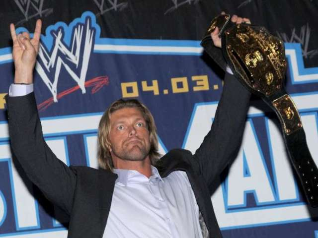 Edge Not Fond of WWE Billing Randy Orton Backlash Match as 'The Greatest Wrestling Match Ever'
