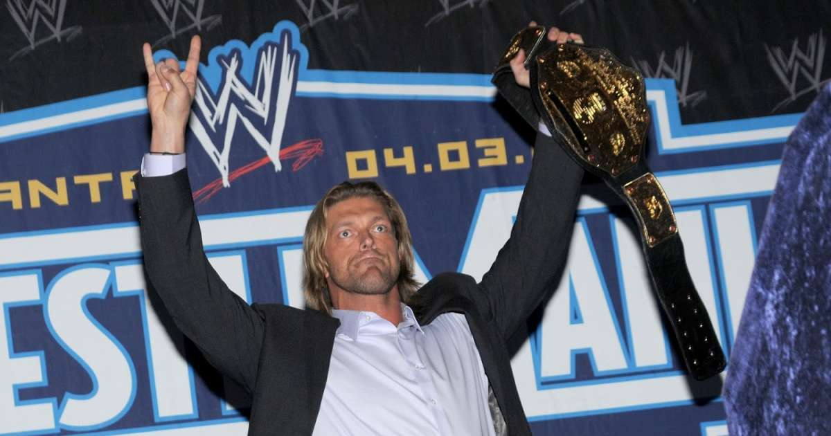 Edge not fond WWE billing Randy Orton match Backlash Greatest Wrestling Match Ever