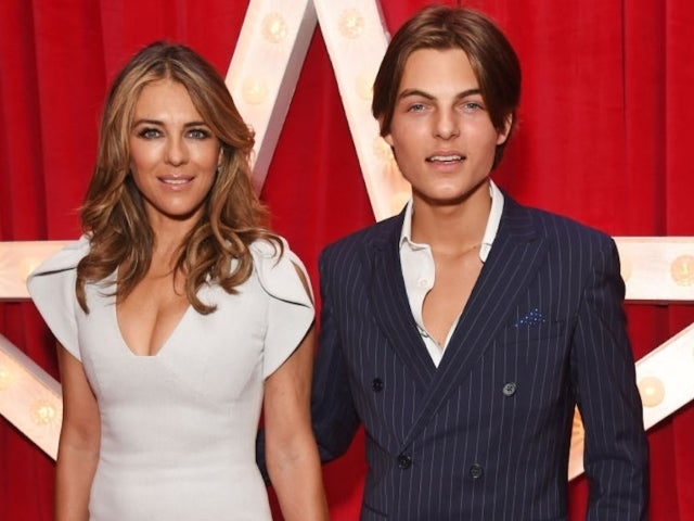 Elizabeth Hurley Reacts After Ex Steve Bing, the Father of Her Son, Dies by Suicide