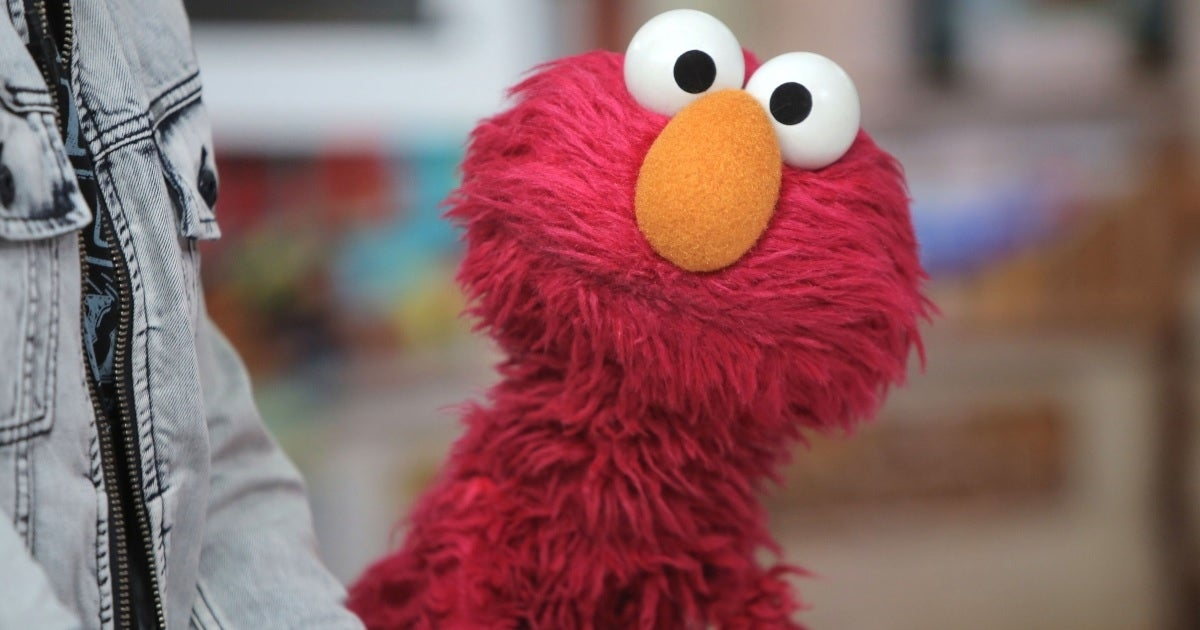 elmo getty images