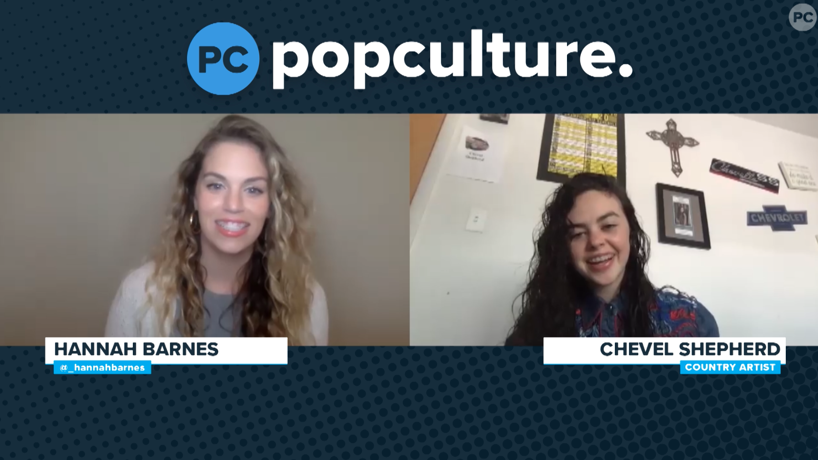 Exclusive Interview With Chevel Shepherd