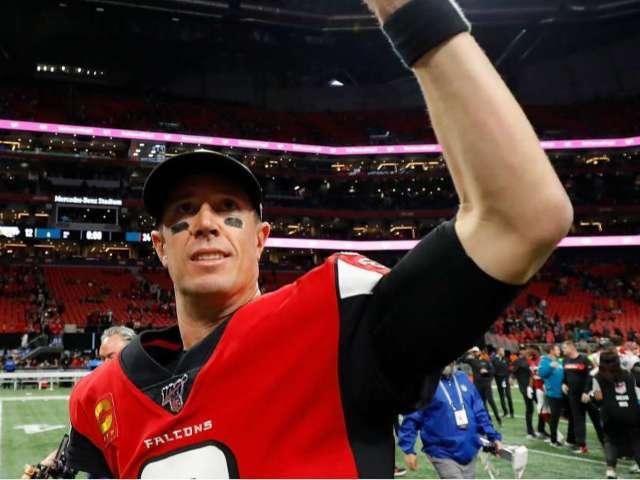 Falcons QB Matt Ryan Donates $500K to Help Black Community in Atlanta