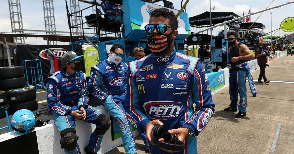 Finding who hung noose Bubba Wallace garage harder most thought