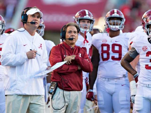 5 Alabama Football Players Reportedly Test Positive for COVID-19