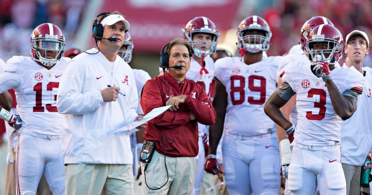 Five Alabama players test positive COVD-19 workouts