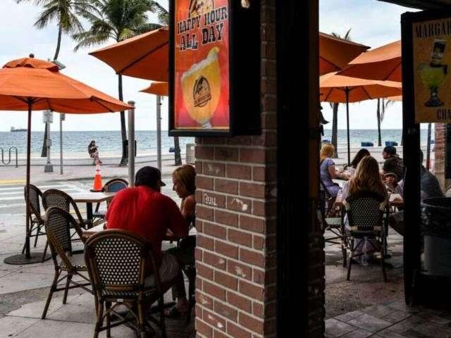 16 Friends Get Coronavirus After Attending Crowded Florida Bar