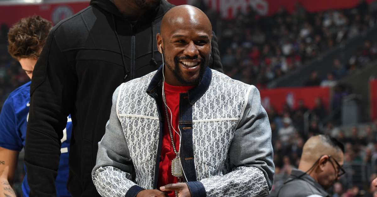Floyd Mayweather offers pay George Floyd funeral services