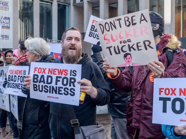 Fox News Airs Graphic Showing Stock Market Surges After High-Profile Violence Against Black Men