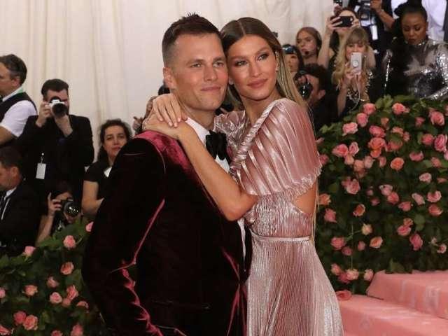 Gisele Bundchen Reacts to Tom Brady's Debut in New Buccaneers Uniform, Calls Him a 'Cutie'