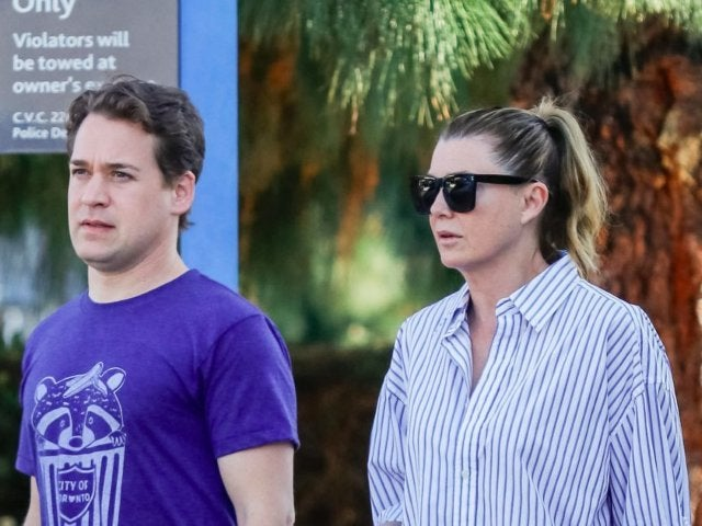 'Grey's Anatomy' Stars Ellen Pompeo and T.R. Knight Take a Knee During Los Angeles Protests