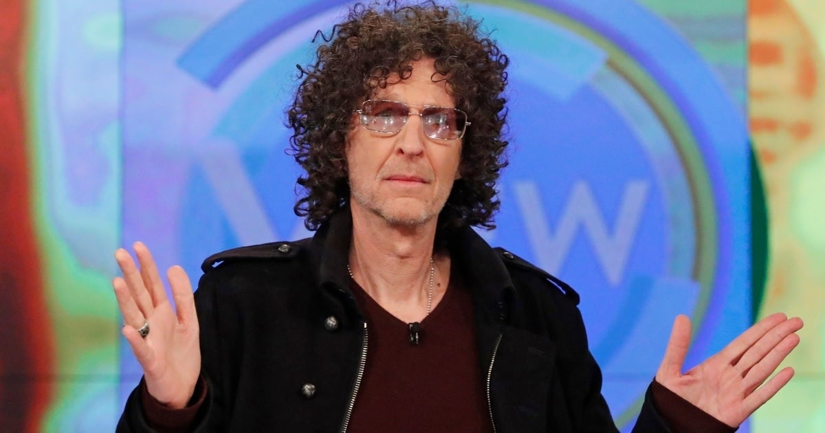 howard stern getty images